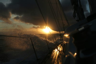 Blown away! – Über die Nordsee und ins Skagerrak