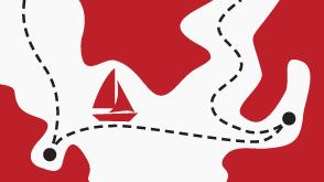 Seereiseplan