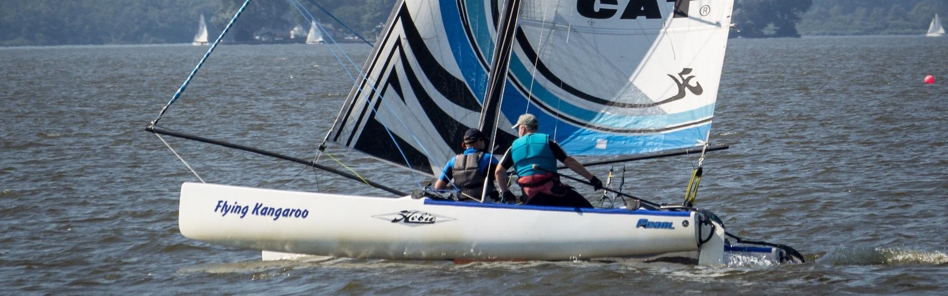 sportlich segeln